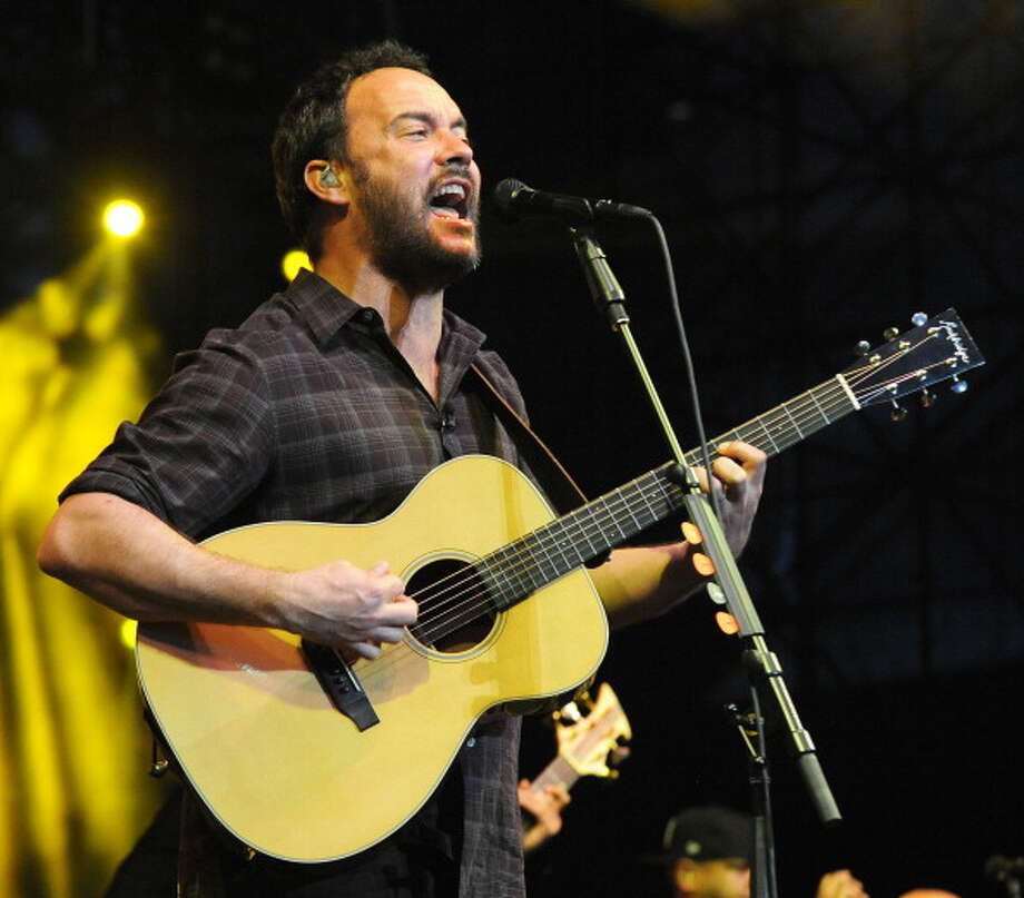 7. Dave Matthews Band, with $776,969,736 from 992 shows. Photo: Chris McKay, Getty Images / 2013 Chris McKay