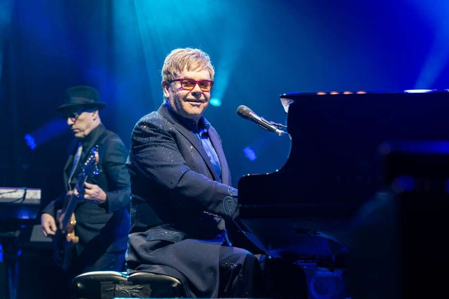 6. Elton John, with $786,791,043 from 956 shows. Photo: David Wolff - Patrick, Redferns Via Getty Images
