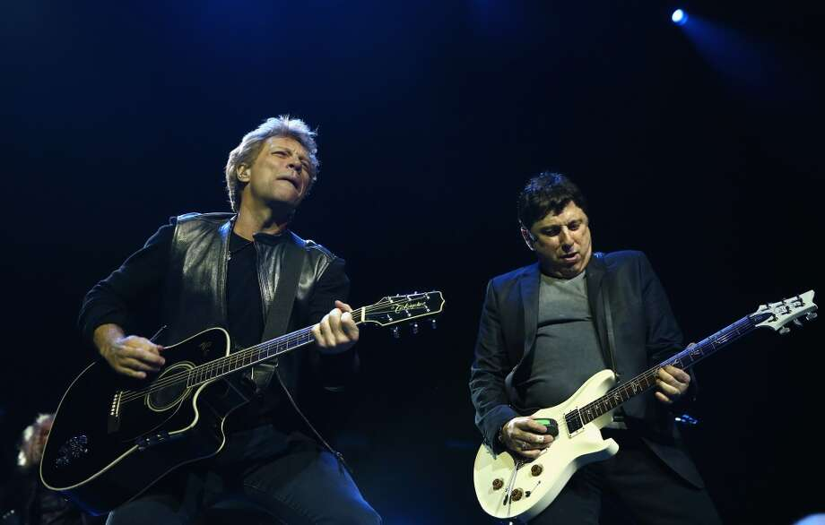 5. Bon Jovi, with $1,030,082,884 from 578 shows. Photo: Robert Cianflone, Getty Images