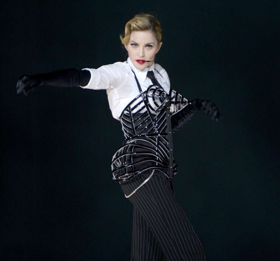 4. Madonna, with $1,140,230,941 from 382 shows. Photo: Kevin Mazur, WireImage