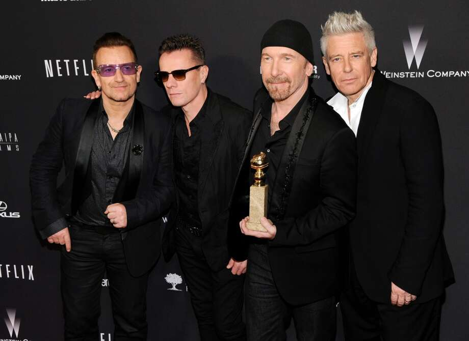 2. U2, with $1,514,979,793, from 526 shows. Photo: Chris Pizzello, Associated Press