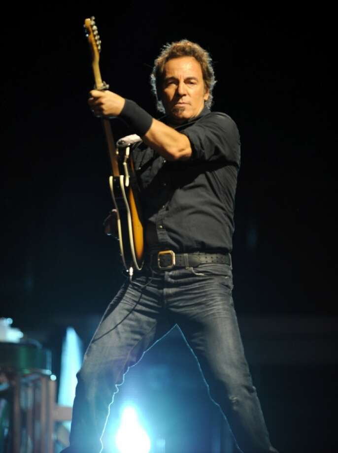 # 25 Bruce Springsteen(Sept. 23, 1949) Photo: L. Busacca, WireImage