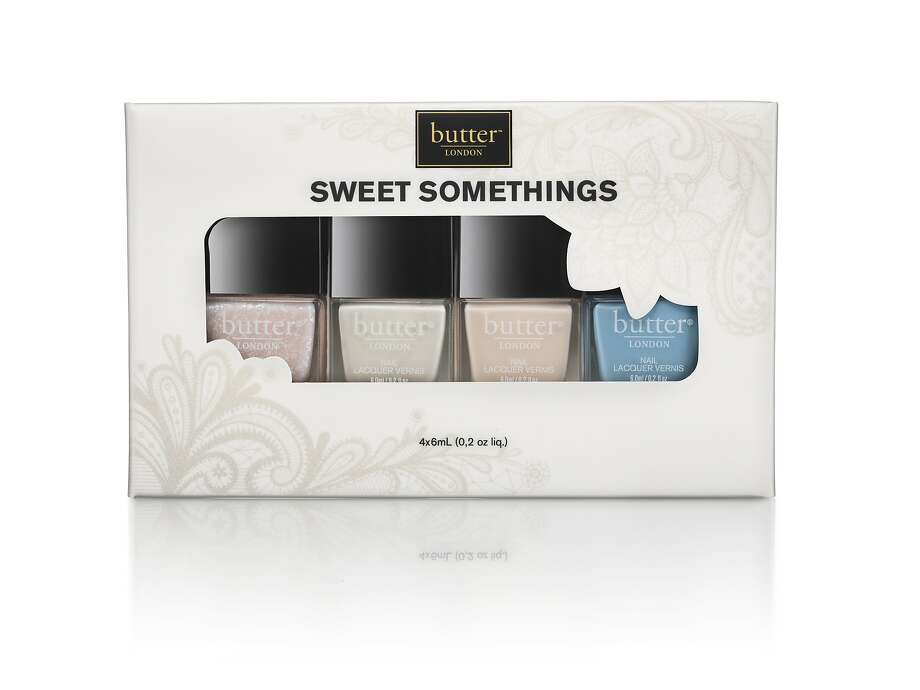 Butter London's Sweet Somethings collection Photo: Butter London