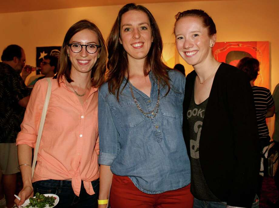 Many had fun and celebrated the creative spirit at the Guadalupe Theater tonight. Photo: By Yvonne Zamora, For MySA.com