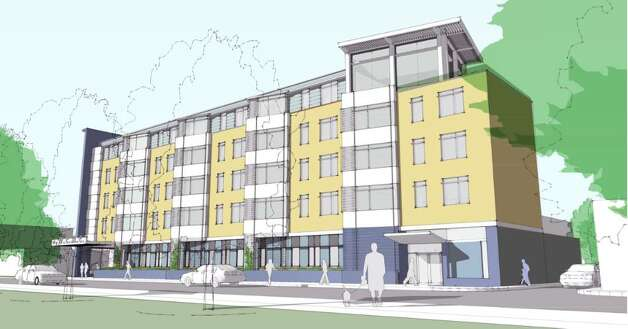 Agencies partner for housing medical complex in bridgeport for Blue fish dental