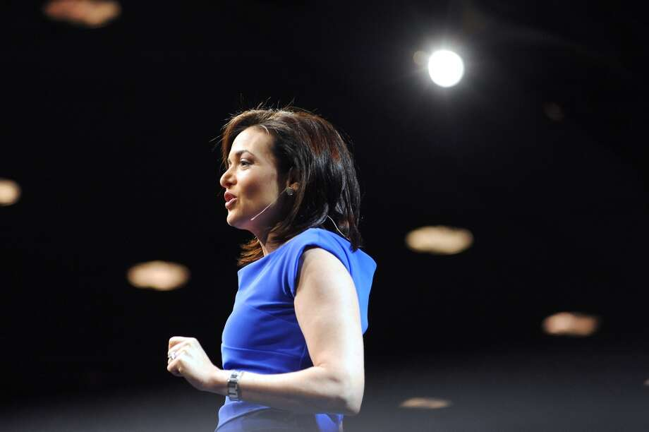 "Sheryl Sandberg, COO of Facebook  Sandberg joined Facebook in 2008 after serving as a vice president at Google and chief of staff to U.S. Treasury Secretary Larry Summers. She is known for her 2013 book ""Lean In: Women, Work, and the Will to Lead."" Photo: Michael Short, Special To The Chronicle"