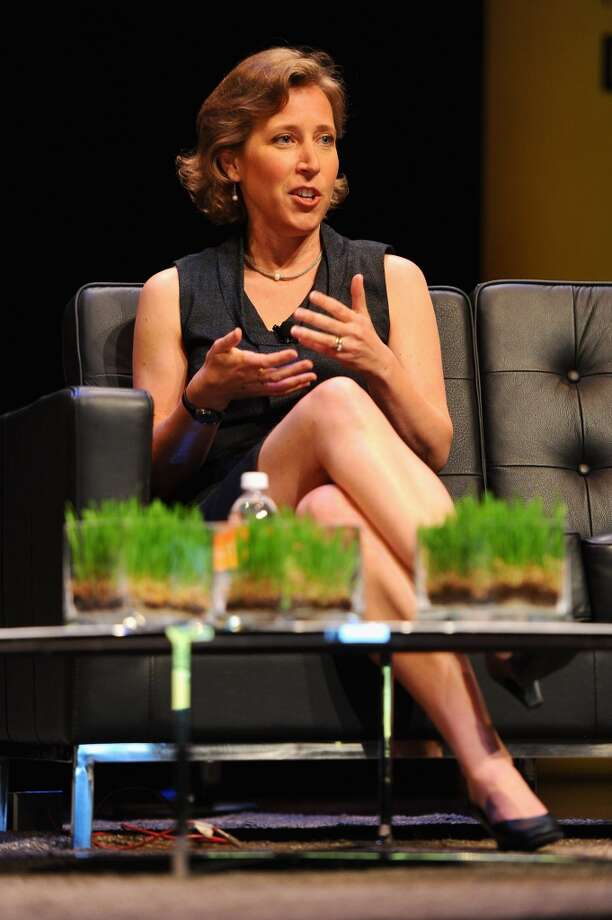 Susan Wojcicki, CEO of YouTube Wojcicki was employee No. 16 at Google and served as  the company' senior vice president of advertising until being named chief executive of Google-owned online video website YouTube in February. Photo: Larry Busacca