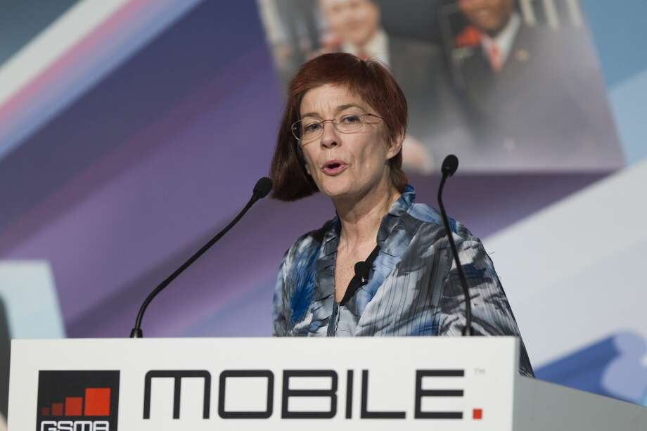 Mitchell Baker, executive chairwoman of MozillaBaker helped create Mozilla Foundation in 2003 and was CEO of Mozilla Corporation from 2005-2008. She now serves as executive chairwoman. Photo: Angel Navarrete, Bloomberg