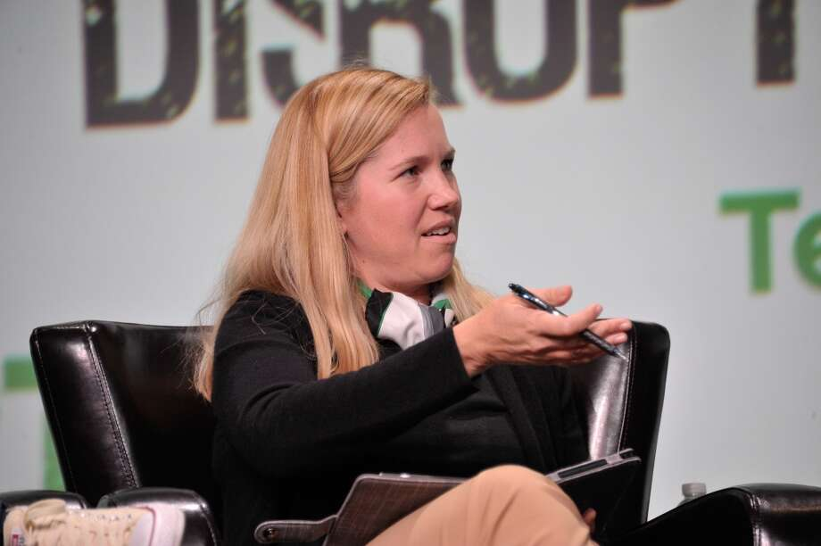 Jessica Livingston, founding partner of Y Combinator Livingston has been a part of start-up incubator Y Combinator since its beginning. The Mountain View-based firm has supported a range of companies, including Airbnb, Dropbox, and Reddit. Photo: Steve Jennings
