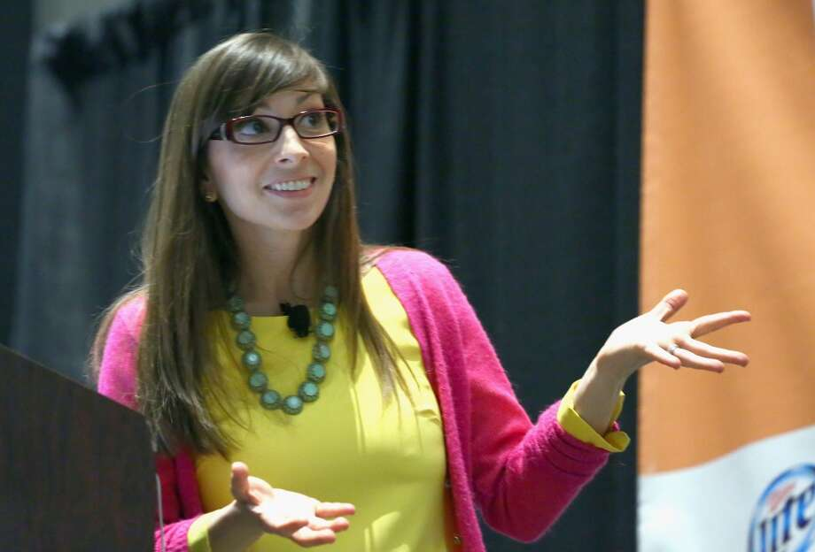 Leah Busque, founder and CEO of TaskRabbit After leaving her job as a software engineer at IBM, Boston native Busque founded TaskRabbit in 2008. The website connects users with people willing to run errands for them for a price. Busque now lives in San Francisco. Photo: Waytao Shing