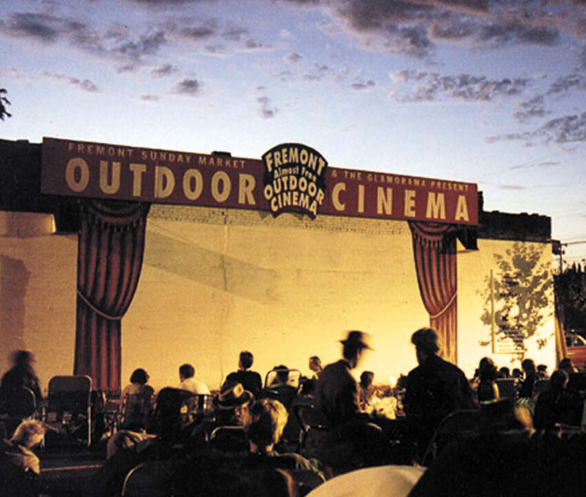 Outdoor movies: Various locations all summer long. Check out listings for outdoor movie nights at Seattle Center, Magnuson Park, Peddler Brewing in Ballard, Fremont, West Seattle, and Downtown.
