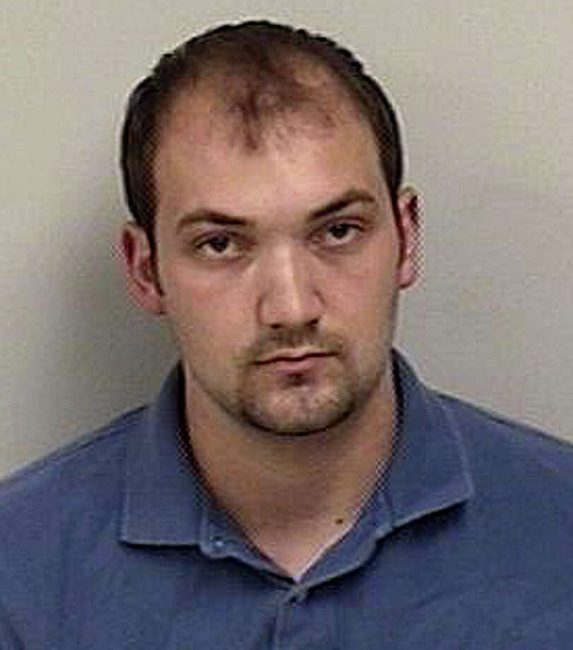 Lukas Vanzantan, 23, of Gorham Avenue has been charged with first-degree larceny in connection with the theft of more than $25,000 worth of jewelry from a local home. Photo: Westport Police Department / Westport News