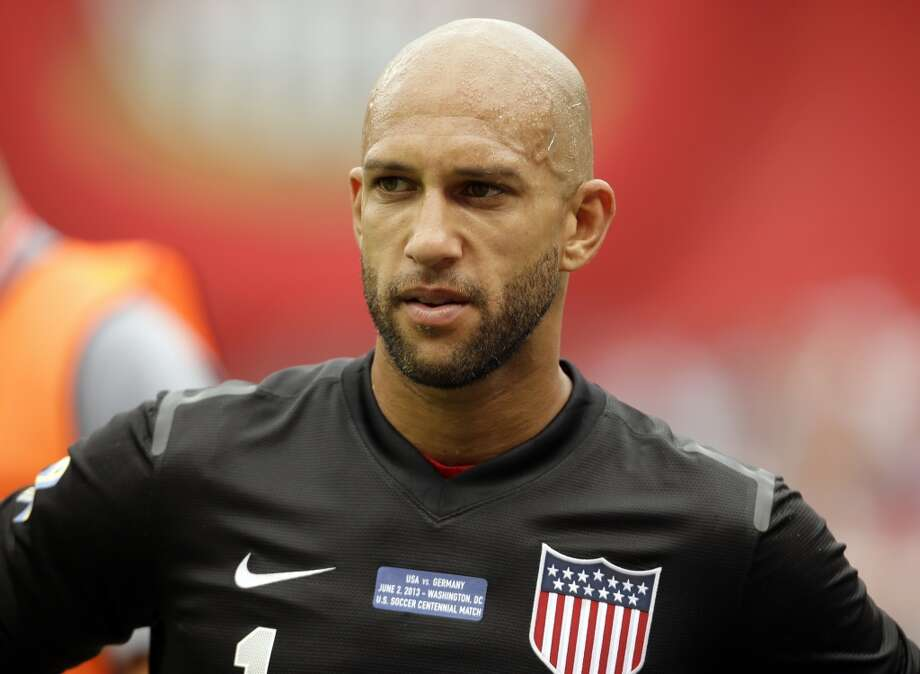 Tim Howard | Goalkeeper | Birthplace: North Brunswick, N.J.