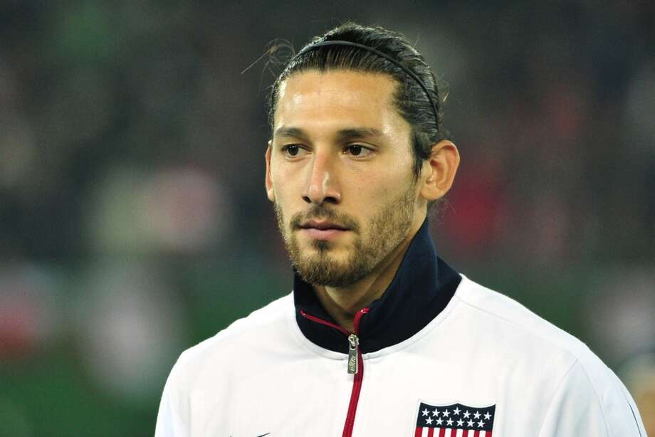 Omar Gonzalez | Defender | Birthplace: Dallas, TexasAge: 25 | First World Cup appearance | Club team: L.A. Galaxy (MLS)Another team member with dual citizenship, Gonzales chose to play for the Stars and Stripes over Mexico, where both of his parents were born. He has been a star in the MLS since entering the league in 2009 from the University of Maryland, earning Rookie of the Year honors in 2009 and being named Best XI in 2010, 2011 and 2013. Photo: Hans Punz, Associated Press