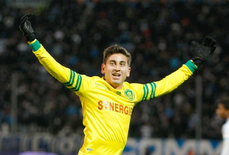 Alejandro Bedoya | Midfielder | Birthplace: Englewood, N.J.Age: 27 | First World Cup appearance | Club team: Nantes (France)Bedoya chose to play abroad after his college career with Fairleigh Dickinson and Boston College, joining clubs in Sweden, Scotland and now France, scoring 20 goals in 117 appearances in Europe. He was one of the final cuts for the 2010 World Cup team. Photo: Claude Paris, Associated Press