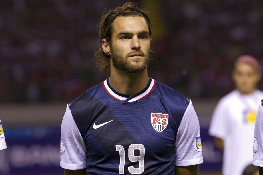 Graham Zusi | Midfielder | Birthplace: Longwood, Fla.