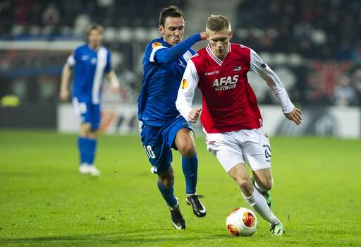 Aron Johannsson   Forward   Birthplace: Mobile, Ala. Age: 23   First World Cup appearance   Club team: AZ Alkmaar (Netherlands) Another one of Klinsmann's youngsters, Johannsson was born to Icelandic parents and moved to Iceland as a toddler, splitting time between there and the U.S. as a teenager. Johannsson replaced Altidore at AZ Alkmaar and played well, scoring 32 goals in 56 appearances over two seasons. Photo: Patrick Post, Associated Press