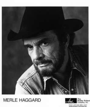 "Merle Haggard -- ""Big City"" Photo: KEITH CARTER, THE BOBBY ROBERTS CO., INC."
