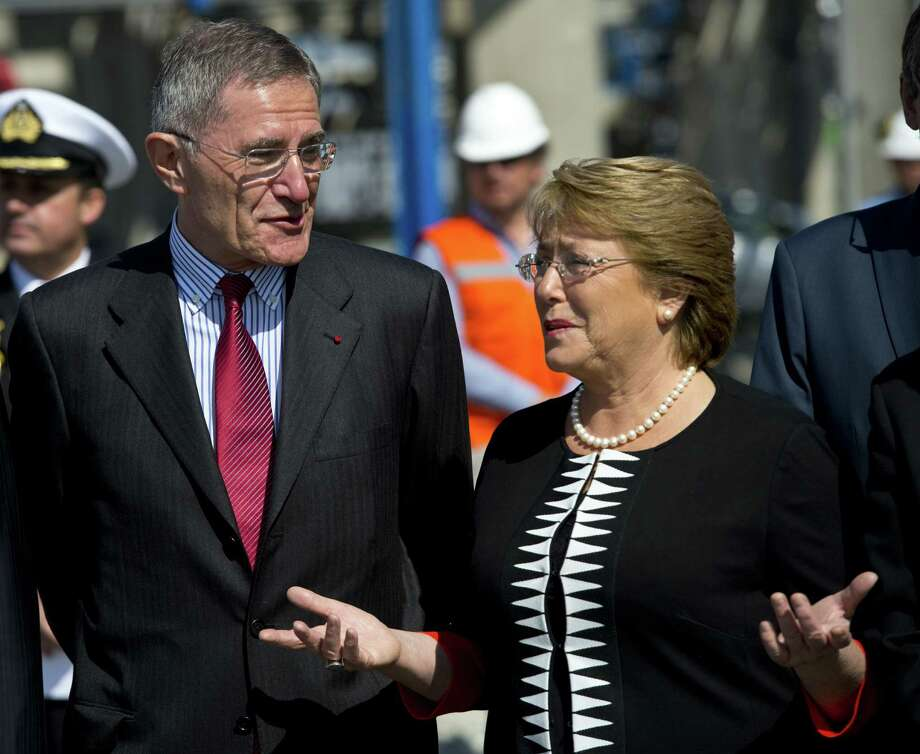 25. Michelle Bachelet - Chilean president Photo: MARTIN BERNETTI, AFP/Getty Images / AFP