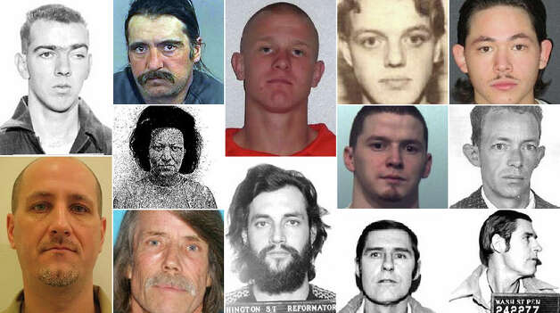 The Department of Corrections is currently looking for dozens of violent felons and sex offenders who've violated their parole. Check them out. Photo: Department Of Corrections