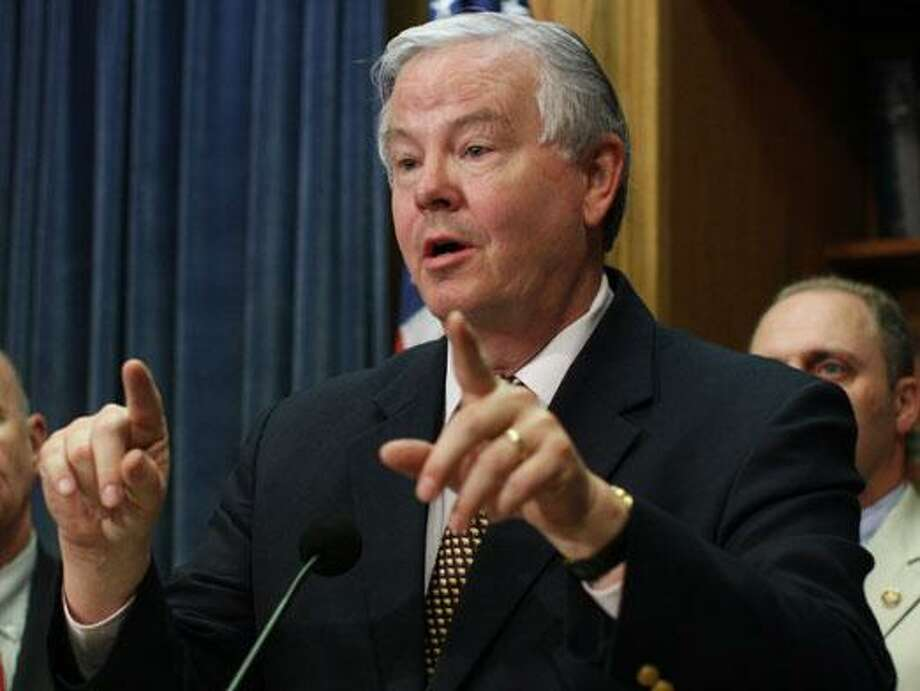 U.S. Rep. Joe Barton of Ennis said President Barack Obama would be making mistakes.