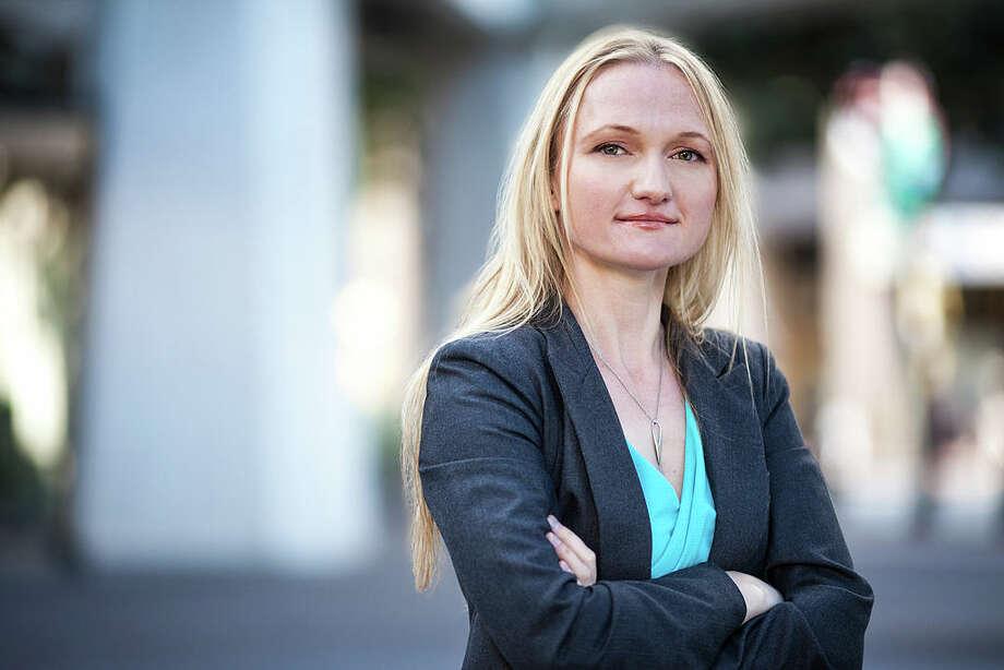 Lila Tretikov, executive director of Wikimedia FoundationTretikov was appointed executive director of Wikimedia Foundation this month. She replaces Sue Gardner. Photo: Wikimedia Foundation