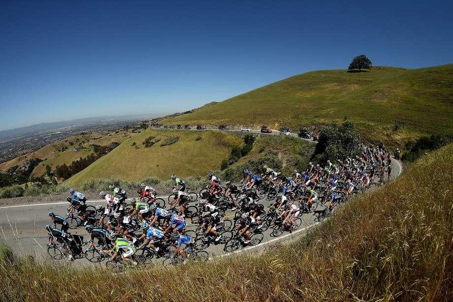 6. San Jose, Calif., 69.4. Photo: Ezra Shaw, Getty Images