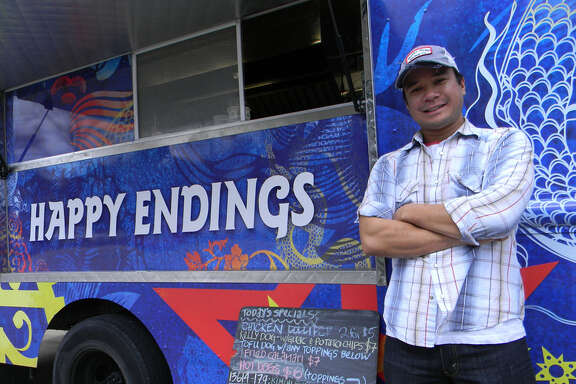 Ryan Javiar is the owner of Happy Endings food truck, which will be serving at FPSF.