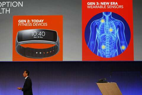 Samsung smart watch will monitor vital signs - SFGate