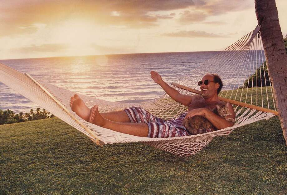 Longtime Hollywood star maker Shep Gordon enjoys some leisure time at his home in Hawaii. Photo: Radius TWC