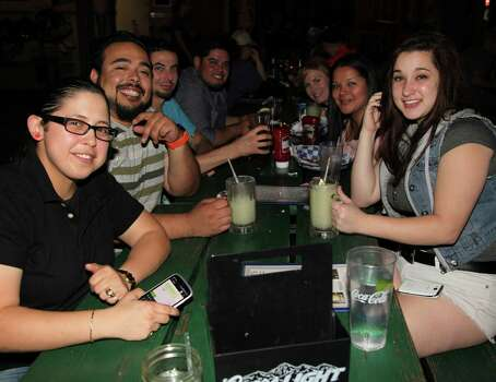 A puro San Antonio spot on the North St. Mary's strip known for its beer, burgers and bands. There's seating indoors, but the spacious beer garden filled with picnic tables is the main attraction. — Jessica Belasco / For the Express News