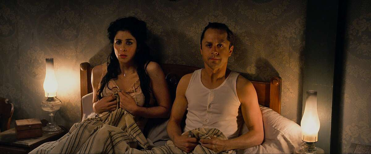 Sarah Silverman plays the town prostitute in