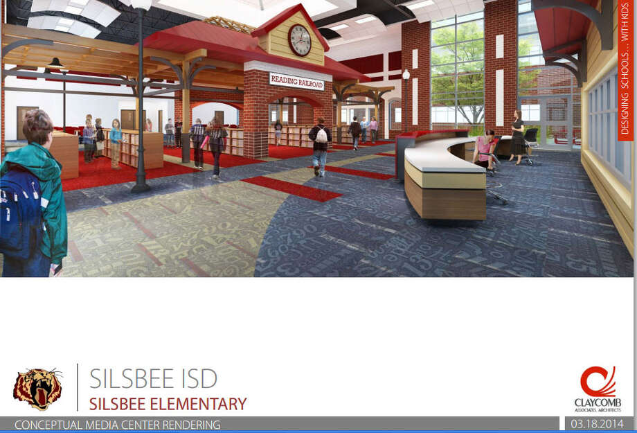 Silsbee ISD latest design development posted to its website. Photo: From Silsbee ISD