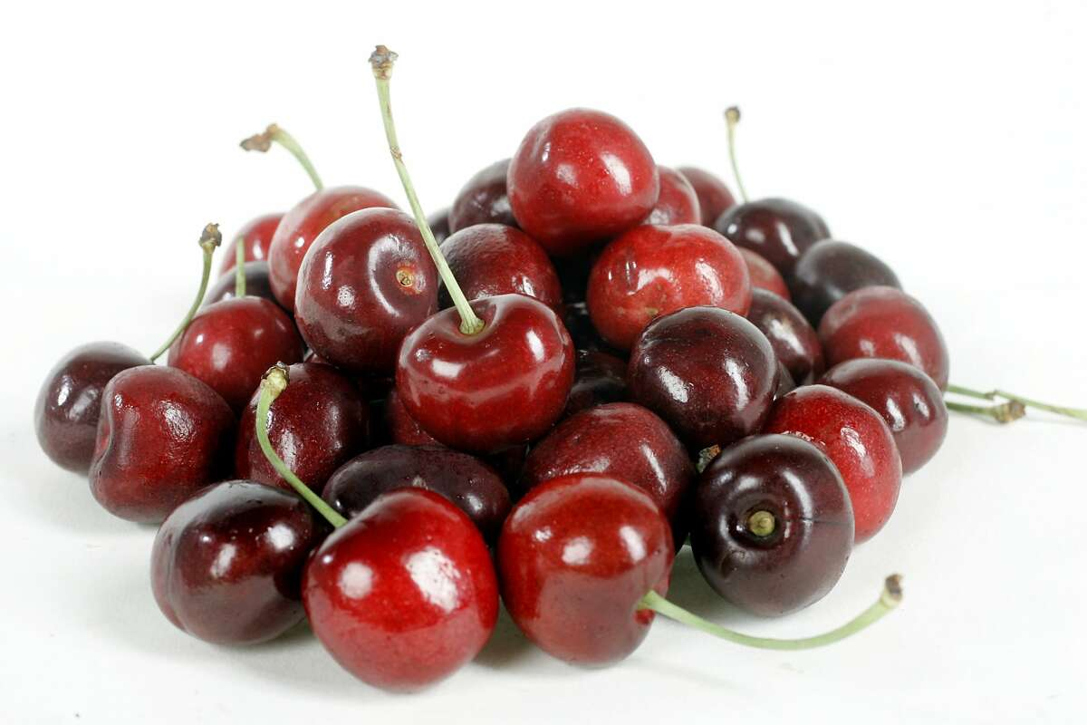 Cherries are now in the middle of their season.