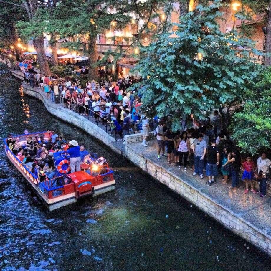 No. 15: San Antonio, TexasArts & culture index:75Recreation index:70Diversity index:68.81Local eats:61.5percentPopulation age 20-34:29.5 percentSource:Forbes Photo: Ben Olivo
