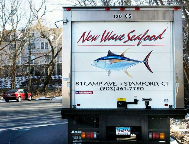 The dart new wave seafood in the flow of things in for Fish stamford ct