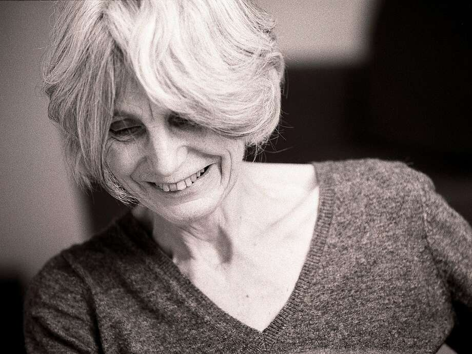 Playwright Caryl Churchill Photo:  American Conservatory Theater