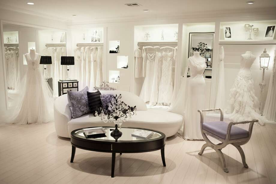 Nouvelle Vogue in San Mateo is for the bride who wants to shop beyond the mainstream. Photo: Sandra Fazzino Photography
