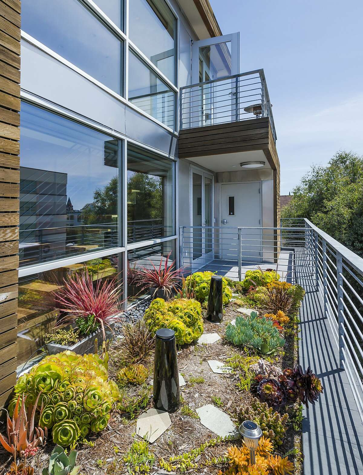 3280 22nd St., Unit D, in the Mission District is a penthouse available for $2.495 million.