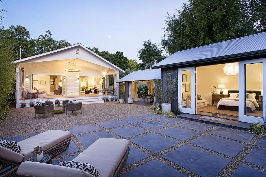 721 2nd St. in Sonoma is a three-bedroom bungalow available for $2.25 million. Photo: Kee Sites