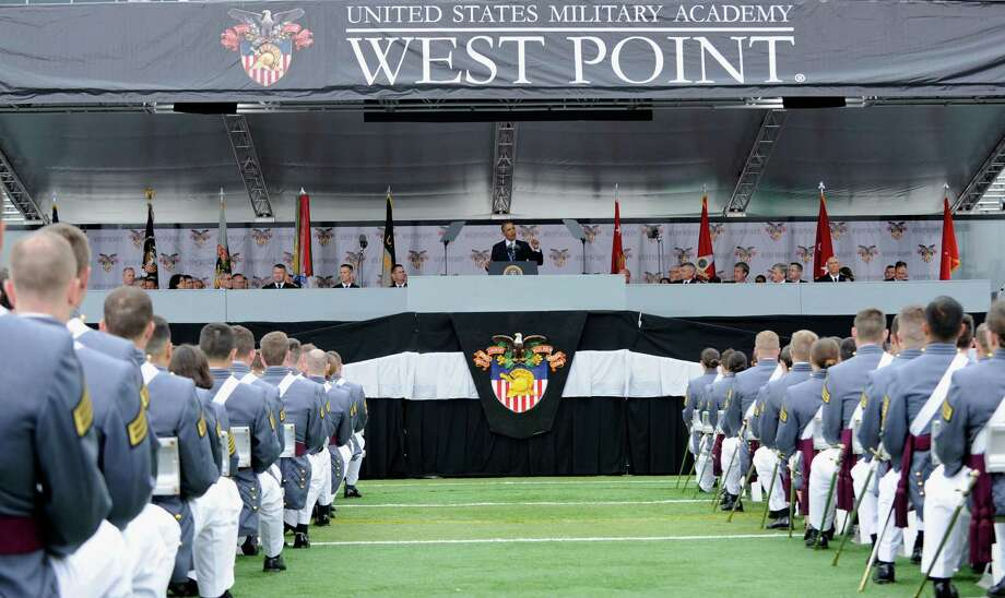 3. U.S. Military Academy Photo: Susan Walsh / AP