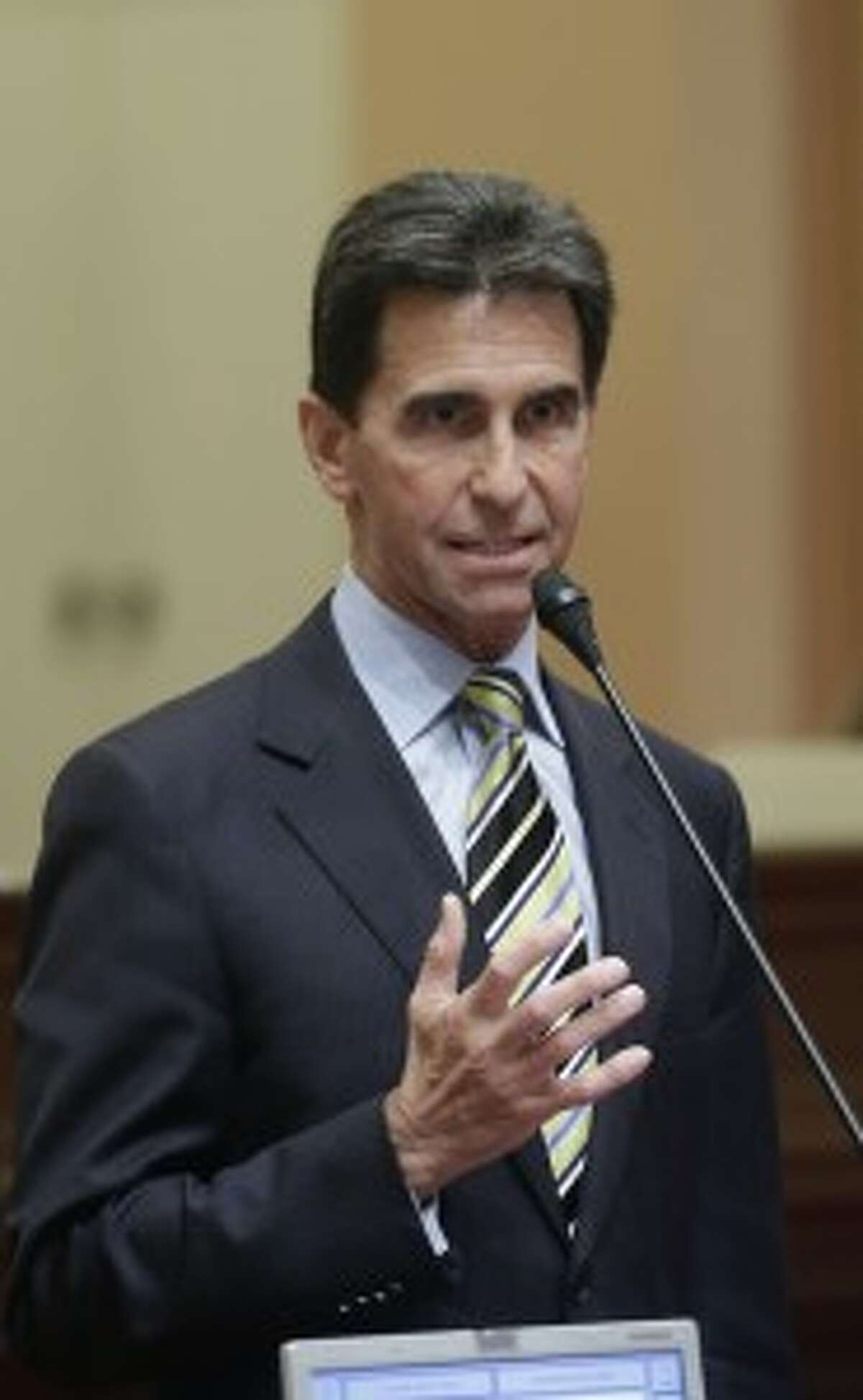 State Sen. Mark Leno (Photo: Rich Pedroncelli/Associated Press 2013)