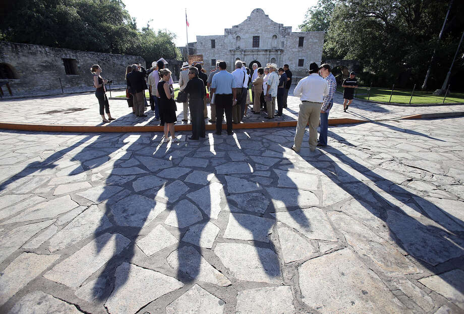The 21-member committee is working on a comprehensive plan for Alamo Plaza that will better showcase its history and culture.