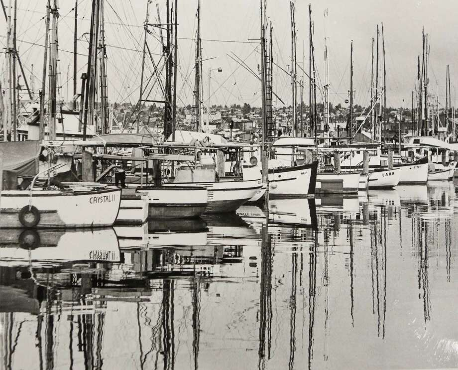 October 11, 1976 As winter weather moves into the Northwest, boats once again fill the slips at Fishermen's Terminal.  Photo: FILE PHOTO, SEATTLEPI.COM / SEATTLEPI.COM