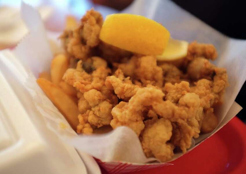 Chowder: Westfair Fish & Chips 1781 Post Road East, Westport Yelp rating: 4 out of 5 stars (89 reviews)