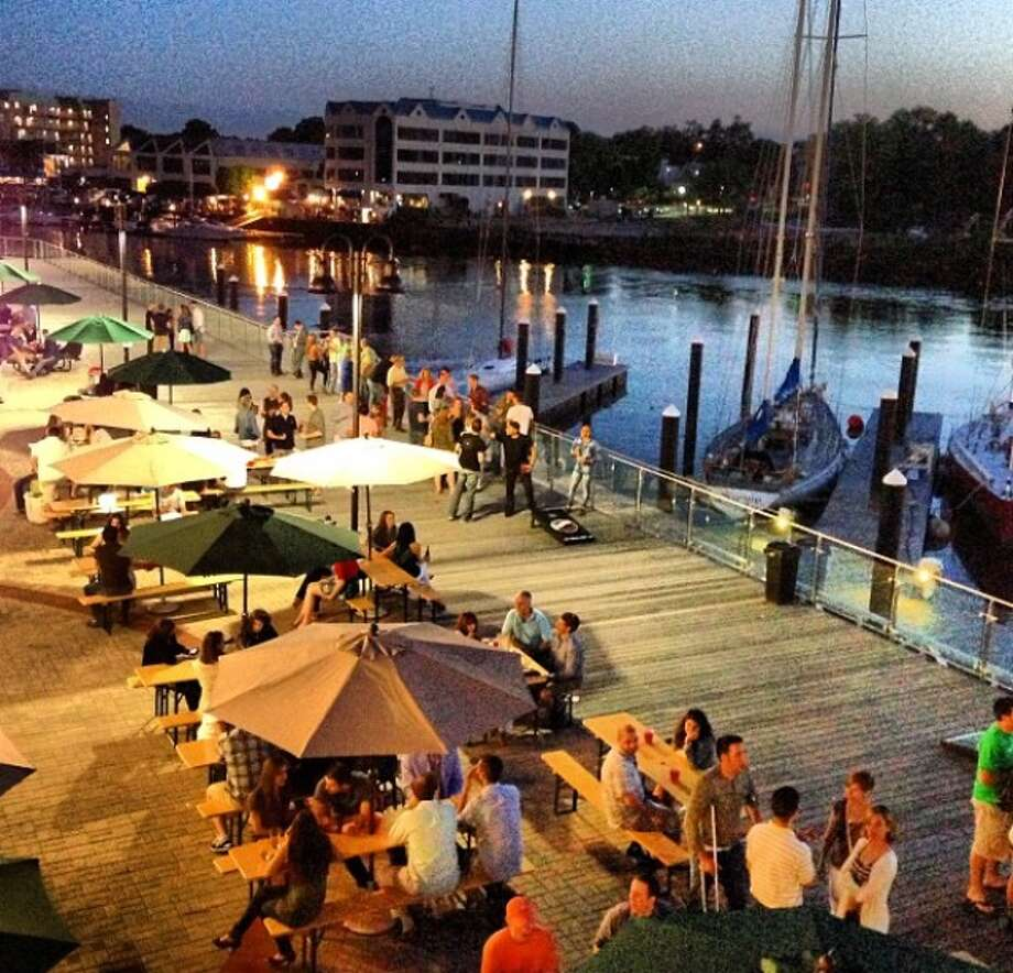 """""""On the Rocks,"""" a temporarypop-up barexperience, will once again be  hosted right on their waterfront boardwalk. This will be be a great  opportunity to enjoy beautiful spring weather by the water, while dining  on some of Harbor Points most popular restaurants. Find out more."""