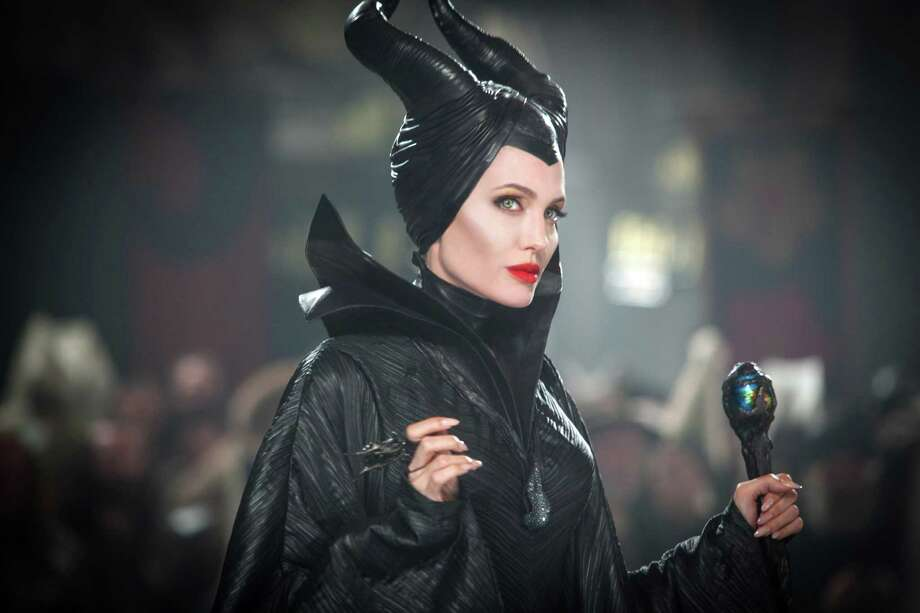 "Angelina Jolie stars in Disney's ""Maleficent."" (Disney Enterprises, Inc./MCT) Photo: HANDOUT, HO / MCT"