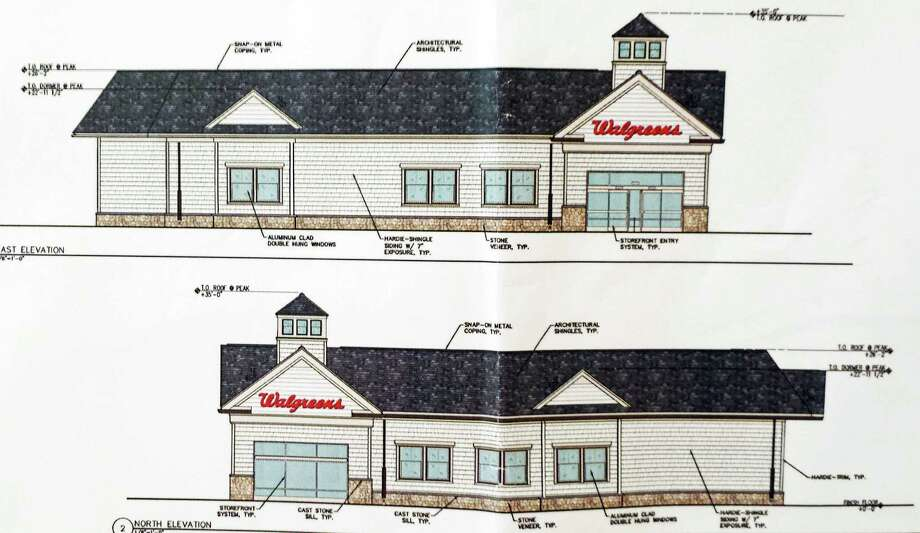 Walgreen's is looking to move over the town line in to the Southport section of town, on vacant land between Twice is Nice and the Garelick and Herbs property on the Post Road. Photo: Contributed Photo /  Fairfield Citizen contributed