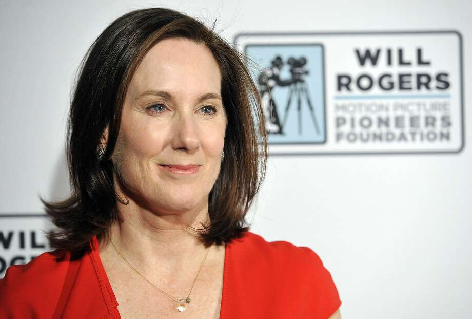 Kathleen Kennedy went on to become president of Lucasfilm. Photo: Chris Pizzello, Associated Press