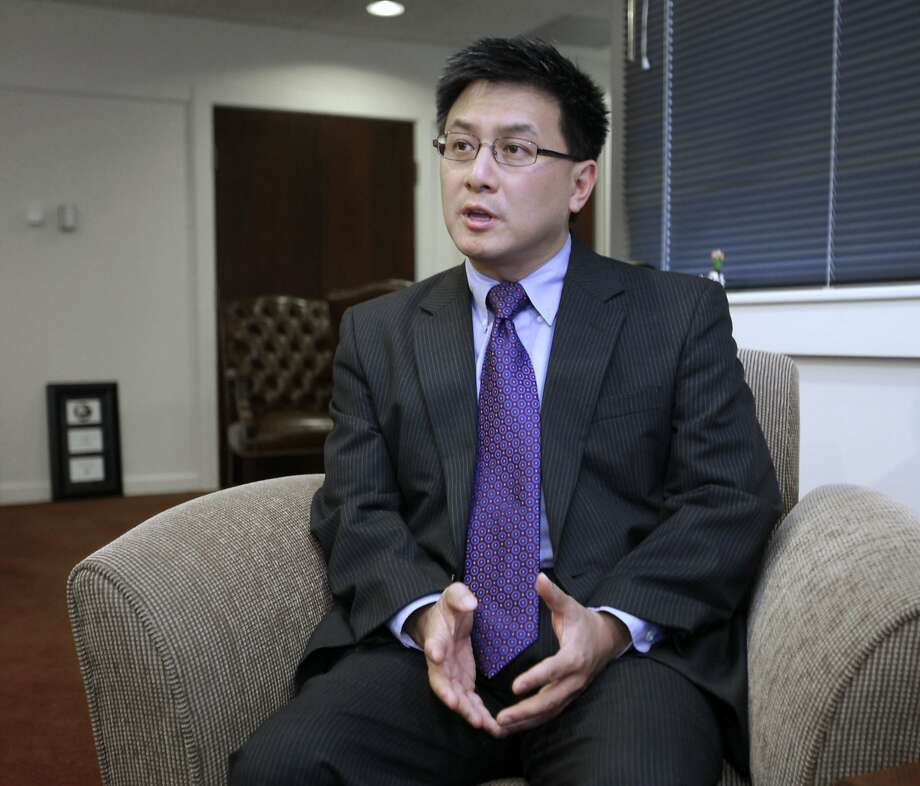 The top-two system will be a key factor for John Chiang's seat. Photo: Rich Pedroncelli, AP
